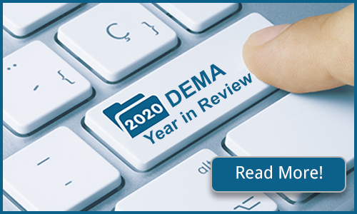 Link to 2020 DEMA Year in Review